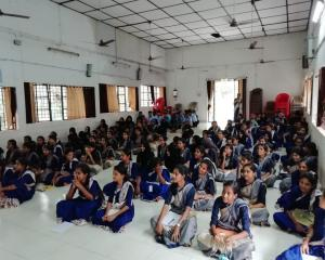 National science day celebration and quiz