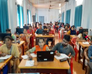 ICT Training for D.El.Ed Trainees
