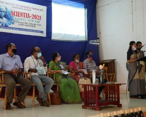 National Science Day Celebration- Seminar